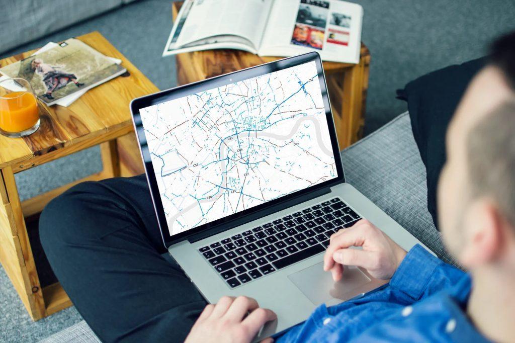Truck Advertising | AdzTracker | Heat Map