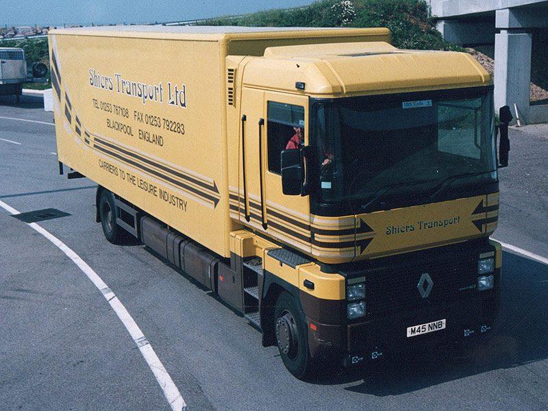 Shiers Transport LTD