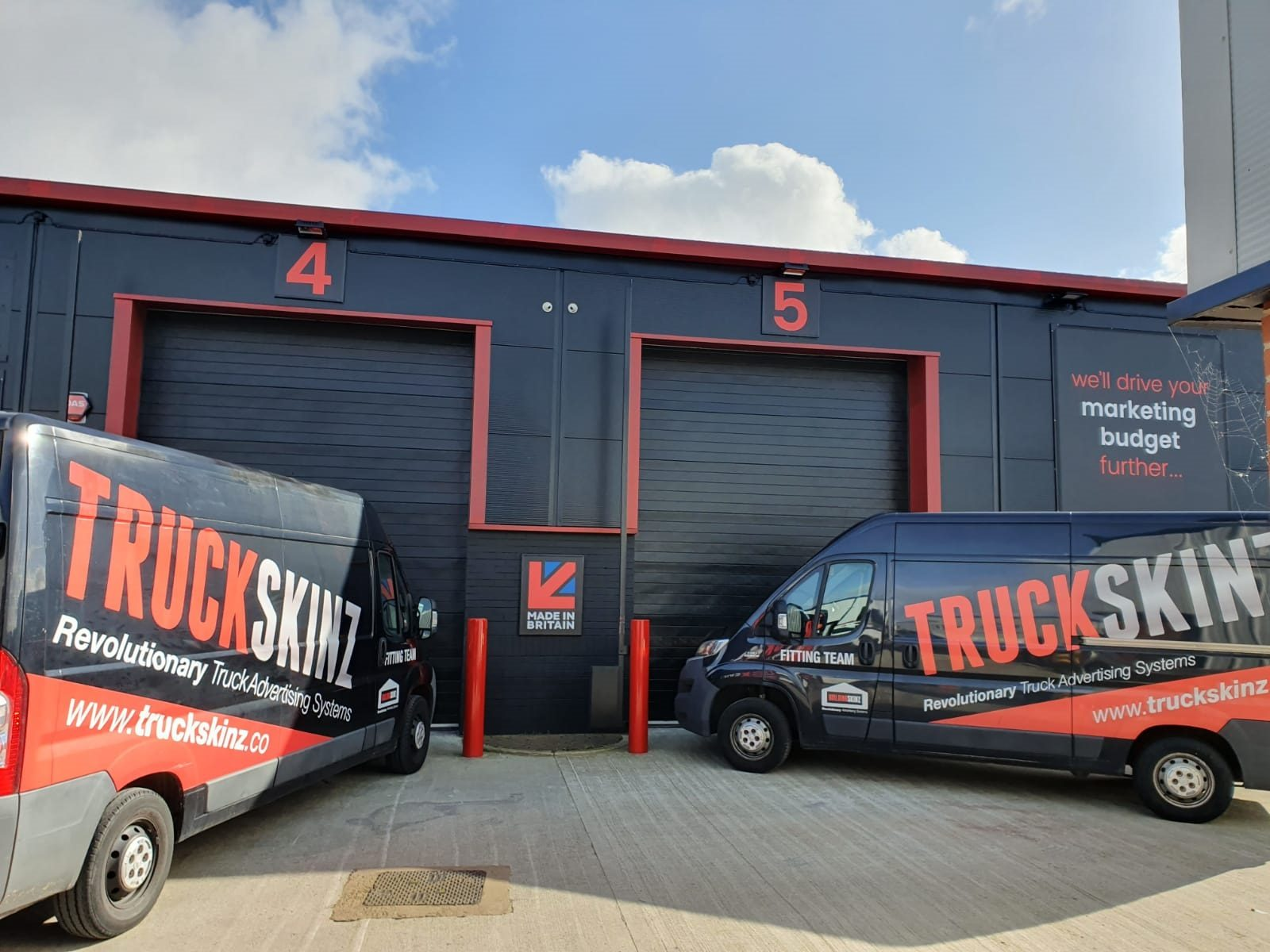 TruckAdz Factory