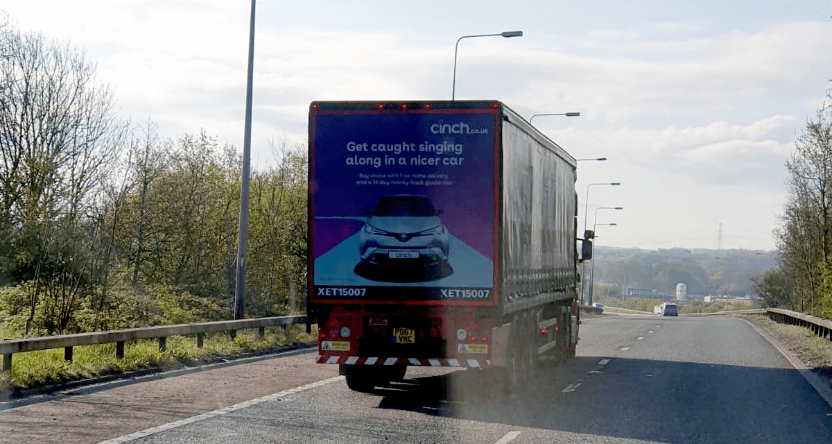 Why Have Cinch Just Invested Millions Into Truck Advertising?